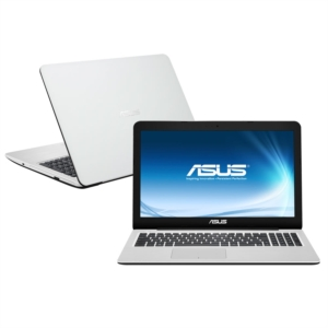 "Notebook ASUS Celeron Quad Core Z550SA-XX002  Tela 15.6""  4GB RAM  HD 500GB  Endless Branco (Emb. contém 1un.)"