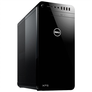 Micro Dell XPS-8920 -A2GM  Intel Core I5  8G8 RAM  HD 1TB  Windows 10  Placa de Video GeForce GTX 1070 8GB sem Monitor MER-VTR (Emb. contém 1un.)