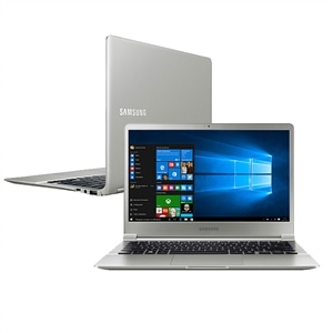 "Notebook Samsung NP900X3J-KW1BR  Intel Core I7  8GB  256GB SSD  Tela 13.3"" Full HD e Windows 10 Home"