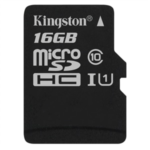 CARTAO MEM.KINGSTON SDCS 16GB