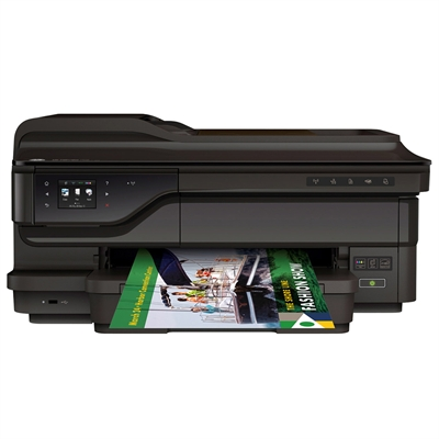 Multifuncional HP OfficeJet A3 7612 All In One Wi-Fi Memoria 256MB  Bivolt (Emb. contém 1un.)