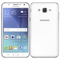 "Smartphone Galaxy J7   , Dual Chip , Branco , Tela 5.5"" , 4G+WiFi , Android 5.0 , 13MP , 16GB - Samsung"