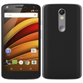 "Smartphone Moto X Force, Dual Chip, Preto, Tela 5.4"", 4G+WiFi+NFC, Android 5.1, 21MP, 64GB - Motorola"