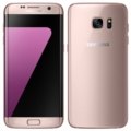 "Smartphone Samsung Galaxy S7 Edge, Rose, Tela 5.5"", 4G+WiFi+NFC, Android 6.0, 12MP, 32GB"