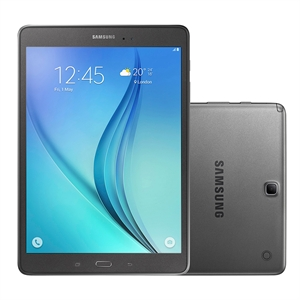 "Tablet Galaxy Tab A P555M   Tela 9.7""   Preto   Android 5.0   4G+Wifi   5MP   16GB (Emb. contém 1un.)  - Samsung"