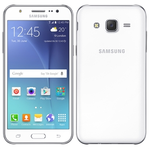 "Smartphone Samsung Galaxy J5 Branco  Dual Chip  Tela 5""  4G+WiFi  Full HD  Android 5.1  Quad Core 1.2Ghz  13MP e 5MP 16GB (Emb. contém 1un.)"