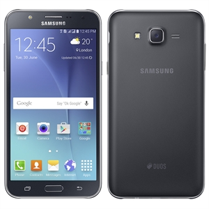 "Smartphone Samsung Galaxy J7 J700M  Preto  Dual Chip  Tela 5.5"" Super Amoled Full HD  4G+WiFi  Octa Core 1.5Ghz  Android 5.1  13MP e 5MP 16GB (Emb. contém 1un.)"