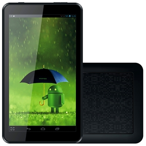"Tablet ATB-440  Preto  Tela 7""  Wi-Fi  Android 4.4  1.3MP  8GB - Amvox"