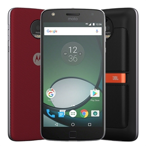 "Smartphone Motorola XT1635 Moto Z Play  Sound Edition  Dual Chip  Tela 5.5""  4G+WiFi  Android 6.0  Octa Core 2.0Ghz  16MP 32GB 3GB RAM (Emb. contém 1un.)"