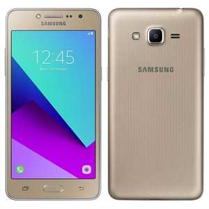 "Smartphone Samsung Galaxy J2 Prime Dourado  Dual Chip  Tela 5""  4G+WiFi  Android 6.0  Quad Core 1.4Ghz  8MP e 5MP 8GB TV Digital (Emb. contém 1un.)"