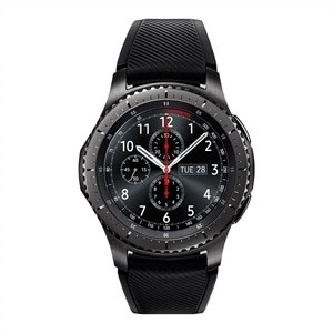 "Galaxy Gear S3 Frontier  Preto  Tela 1.3""  4GB  Bluetooth - Samsung"