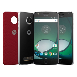 "Smartphone Motorola XT1635 Moto Z Play Power Edition  Preto/Prata  Dual Chip  Tela 5.5""  4G+WiFi+NFC  Android 6.0  Octa Core 2.0Ghz  16MP 32GB 3GB RAM (Emb. contém 1un.)"
