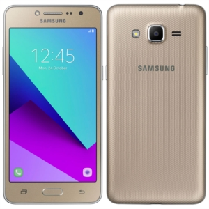 "Smartphone Samsung Galaxy J2 Prime Dourado  Dual Chip  Tela 5""  4G+WiFi  Android 6.0  Quad Core 1.4Ghz  8MP e 5MP 16GB  TV Digital (Emb. contém 1un.)"