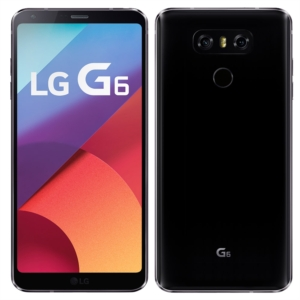 "Smartphone LG G6 H870 Preto  Tela 5.7""  Single Chip  4G+Wifi  Android 7.0  Quad Core 2.35Ghz  13MP 32G (Emb. contém 1un.)"