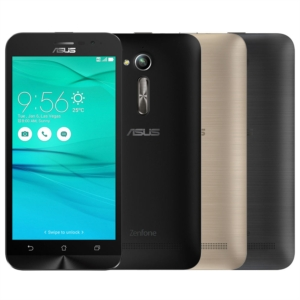 "Smartphone ASUS Zenfone Go ZB500KG  Colors  Dual Chip  Tela 5""  3G+WiFi  Android 5.1  Qualcomm Snapdragon 1.2Ghz  8MP 8GB (Emb. contém 1un.)"