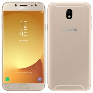 "Smartphone Samsung Galaxy J7 Pro  Dual Chip  Dourado  Tela 5.5""  4G+WiFi+NFC  Android 7.0  13MP  64GB"