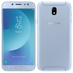 "Smartphone Samsung Galaxy J7 Pro  Dual Chip  Azul  Tela 5.5""  4G+WiFi+NFC  Android 7.0  13MP  64GB"