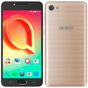 "Smartphone Alcatel A5 Led Max  Dual Chip  Dourado  Tela 5.2""  4G+WiFi  Android 6.0  16MP  32GB"