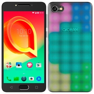 "Smartphone Alcatel A5 Led Max  Dual Chip  Preto  Tela 5.2""  4G+WiFi  Android 6.0  16MP  32GB e 3GB de Memória RAM"