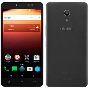 "Smartphone Alcatel A3 XL Max  Dual Chip  Cinza  Tela 6""  4G+WiFi  Android 7.0  8MP  32GB"