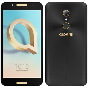 "Smartphone Alcatel A7 5090I  Preto  Dual Chip  Tela 5.5""  IPS HD 4G+WiFi  Android 7.0  Octa Core 1.5 GHz  16MP+8MP com Flash  32GB (Emb. contém 1un.)"