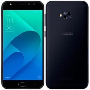 "Smartphone Asus Zenfone 4 Selfie Pro  Dual Chip  Preto  Tela 5.5""  4G+WiFi  Android 7.0  Câmera Dual Frontal 12+5MP  32GB"