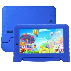 "Tablet Multilaser NB278  Azul  Tela 7""  Wi-Fi  Android 7.0  2MP  8GB"