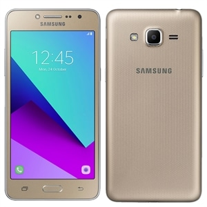 "Smartphone Samsung Galaxy J2 Dual Chip  Dourado  Tela de 5""  4G+WIFI  Android  8MP  16GB"