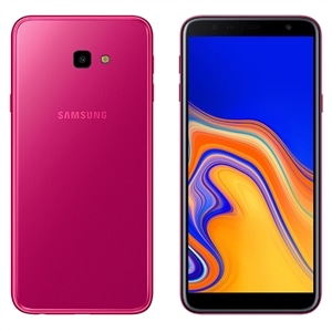 "Smartphone Samsung Galaxy J4+  Dual Chip  Rosa   Tela 6""  4G+WiFi  Android 8.1  13MP  32GB"