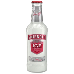 Vodka Nacional Smirnoff Ice Long Neck (Emb. contém 1un. de 275ml)