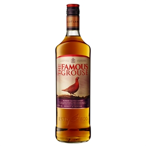 Whisky Importado Escocês (Emb. contém 1un. de 1 Litro) - The Famous Grouse