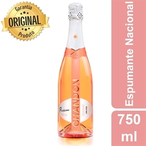 Espumante Chandon Passion Rosé (Emb. contém 1un. de 750ml)