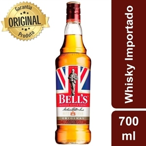 Whisky Bells Original (Emb. contém 1un. de 700ml)