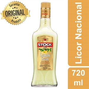 Licor Stock Gold Lemon Cream (Emb. contém 1un. de 720ml)