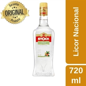 Licor Stock Peach (Emb. contém 1un. de 720ml)