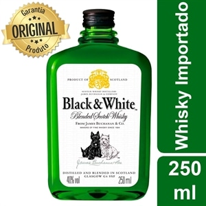 WHISKY IMP.BLACK&WHITE 250 8A