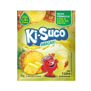 REFRES.PO KISUCO ABACAX.15X25G